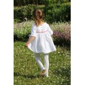 Amelie party dress special occasions Little Eglantine
