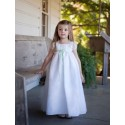 Diane designer girl's dress by Little Eglantine