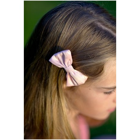 Little Girl Hair bow by French Maison de Couture Little Eglantine