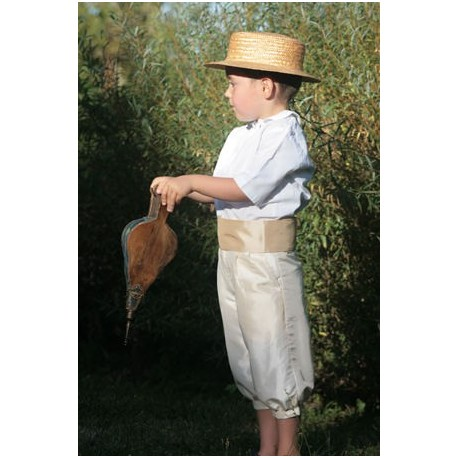 Ivory page boy Knickerbockers - Little Eglantine