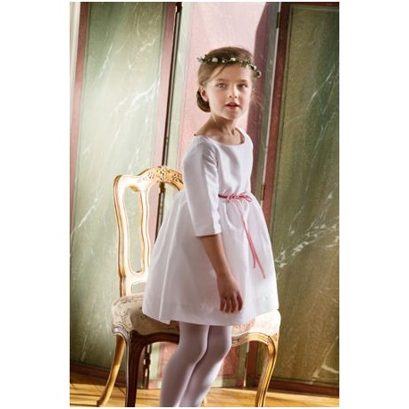 Amelie girls party dress special occasions French Royal designer Little Eglantine