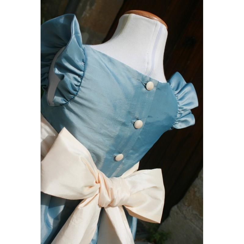 Isobel flower girl dress Little Eglantine