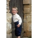 Page boy outfits - Navy blue Knickerbockers - Little Eglantine