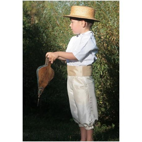 Page boy outfits - Ivory page boy Knickerbockers - ivory breeches- Little Eglantine