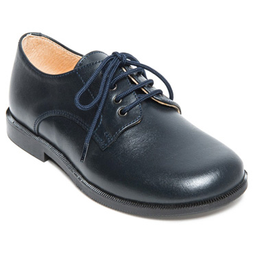 Page boy lace-up shoes for weddings ans special occasions - Little Eglantine