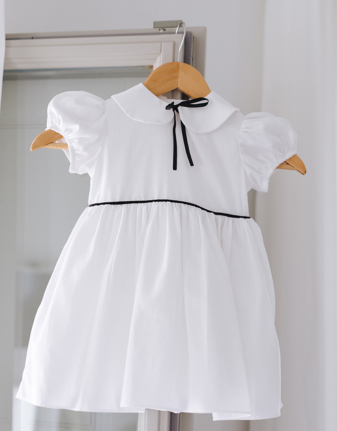 Our Myla flower girl dress is waiting for her owner