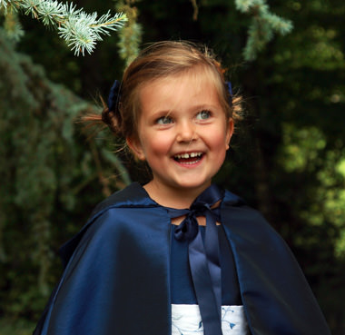 Smile- designer-flower-girl-dress-navy-blue-little-eglantine