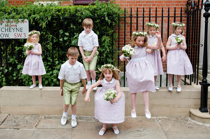 City wedding page boy outfits in London Little Eglantine