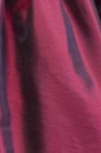 Dark burgundy red taffeta (Ref T15)