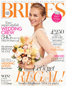 Brides Magazine May June 18 - Royal wedding special