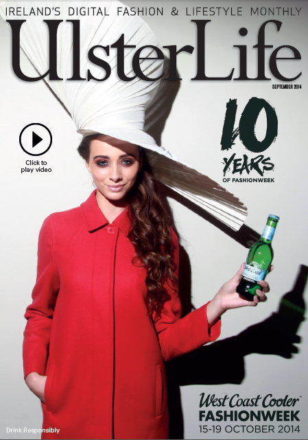 Ulster life Cover