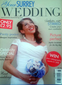 Your Surrey Wedding -Aug Sept 2012