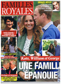 Familles Royales - Oct 2013