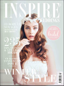 Inspire Weddings - Winter 2014