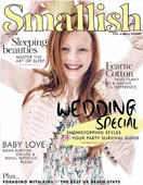Smallish Magazine - Wedding issue - May 2018