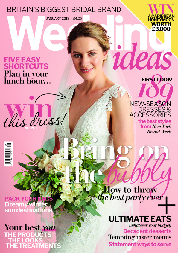 Wedding Ideas magazine - January 2019