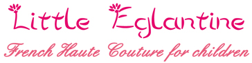Little Eglantine French Haute Couture for children