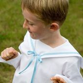 Spring is coming! Spring is coming!!! . . . #cutepageboy #pageboy #pageboyoutfits #littleeglantine #frenchdesigner#childrencouture #sailortop