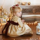 Christmas is coming! Get your children ready in style! Our Christmas party collection will make the little girls twirl like princesses! . . . #littleeglantine #christmasdress #christmasmagic #gold #sparkles #childrencouture #kidscouture #princess #christmastime #christmaseve #christmasspirit #littleeglantine #partydress #christmaspartydress