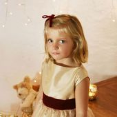 This winter capsule collection is a luminpus invitation to gently live the happy holiday moments... . . . #littleeglantine #christmasdress #christmasmagic #gold #sparkles #childrencouture #kidscouture #princess #christmastime #christmaseve #christmasspirit #partydress #christmaspartydress