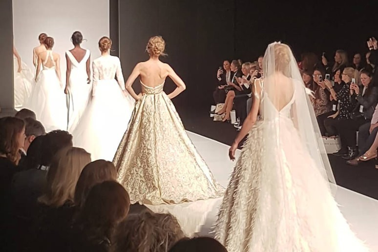 London Bridal Week Report