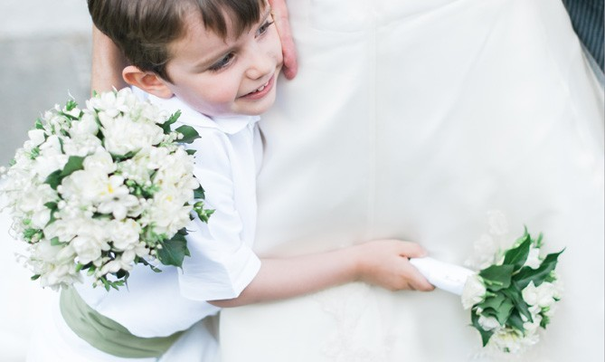 Little Eglantine celebrates 10 years shared with fantastic brides, flower girls & page boys!